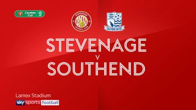 Stevenage 1-2 Southend