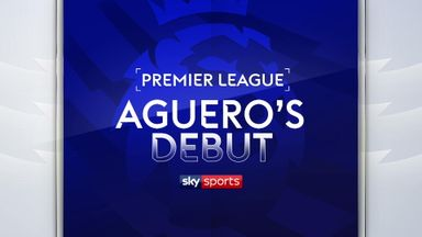 PL Vault | Aguero's dream debut