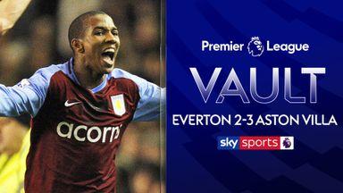 PL Vault | Everton 2-3 Aston Villa (2008)