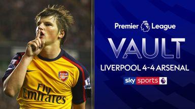 PL Vault | Liverpool 4-4 Arsenal (2009)