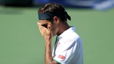 Federer suffers shock loss to Rublev