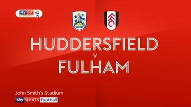 Huddersfield 1-2 Fulham