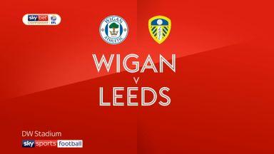 Wigan 0-2 Leeds