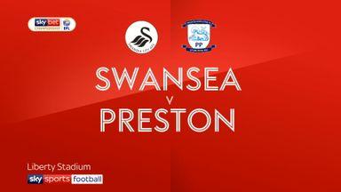 Swansea 3-2 Preston