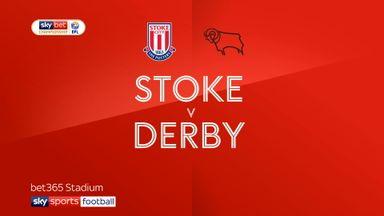 Stoke 2-2 Derby