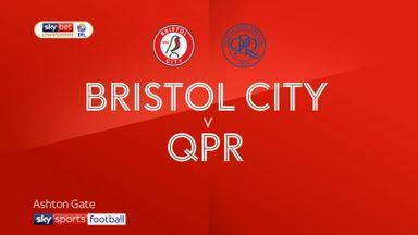 Bristol City 2-0 QPR