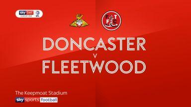 Doncaster 3-2 Fleetwood