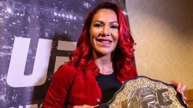 Cris Cyborg to WWE?