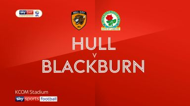 Hull 0-1 Blackburn