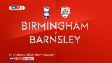Birmingham 2-0 Barnsley