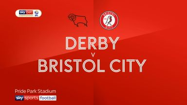 Derby 1-2 Bristol City
