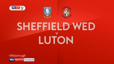 Sheffield Wednesday 1-0 Luton