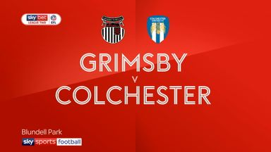 Grimsby 2-2 Colchester