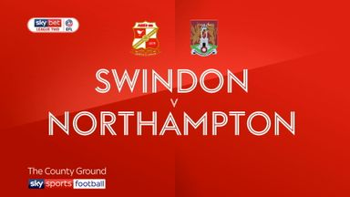 Swindon 0-1 Northampton