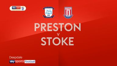 Preston 3-1 Stoke