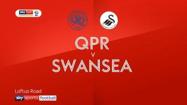 QPR 1-3 Swansea