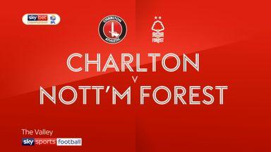 Charlton 1-1 Nottingham Forest