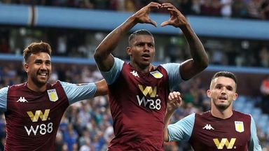 Aston Villa 2-0 Everton