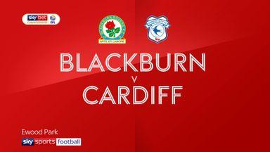 Blackburn 0-0 Cardiff