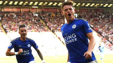 Sheffield Utd 1-2 Leicester