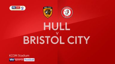 Hull 1-3 Bristol City