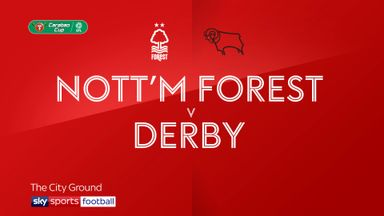 Nottingham Forest 3-0 Derby