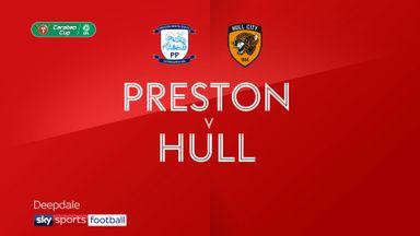 Preston 2-2 Hull (5-4 pens)