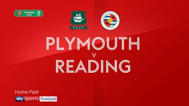 Plymouth 2-4 Reading