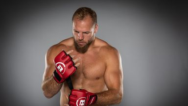 Haskell looking to test himself in MMA
