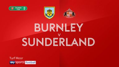 Burnley 1-3 Sunderland