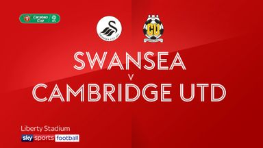 Swansea 6-0 Cambridge