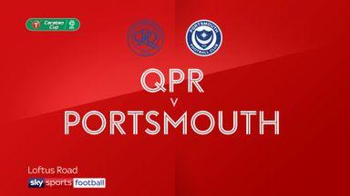 QPR 0-2 Portsmouth