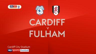 Cardiff 1-1 Fulham