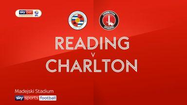 Reading 0-2 Charlton
