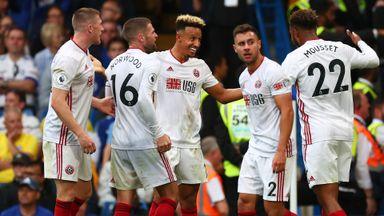 Chelsea 2-2 Sheffield Utd