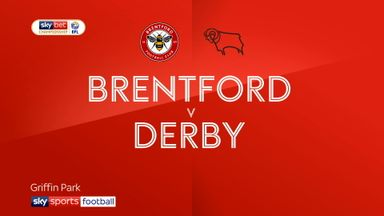 Brentford 3-0 Derby