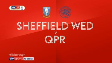 Sheff Wed 1-2 QPR