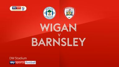 Wigan 0-0 Barnsley