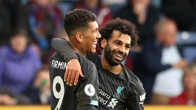 Burnley 0-3 Liverpool