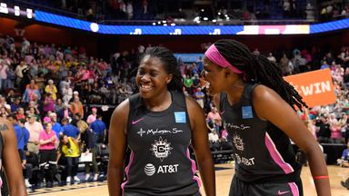 WNBA: Storm 78-79 Sun