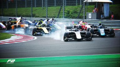 F2: Race 1: Highlights - Hungary