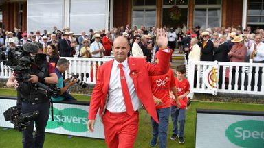 Lord's turns 'Red for Ruth'