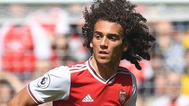 Guendouzi: David Luiz experience key