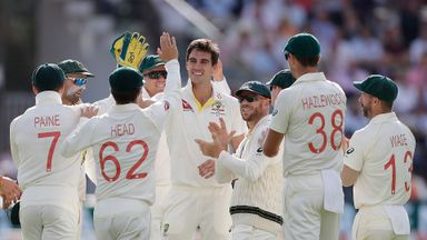 The Ashes - 2nd Test: Day two highlights