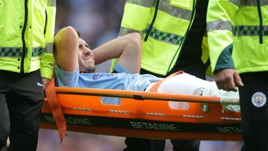 Pep: Laporte out for 'a while'