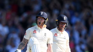 Stokes seals dramatic England win