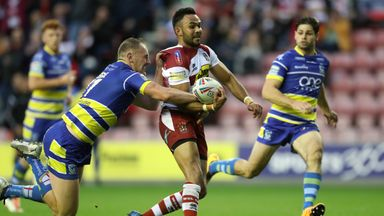 Wigan 20-6 Warrington