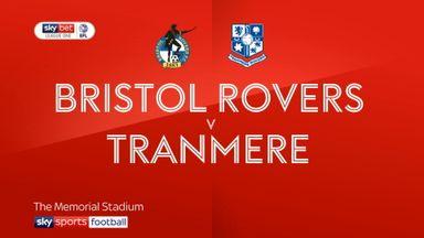 Bristol Rovers 2-0 Tranmere