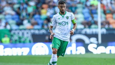 Fernandes deal being driven by Sporting?
