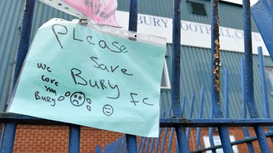 Dale asks public for money to save Bury